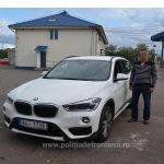 Autoturism căutat de autoritățile din Cehia, descoperit la frontiera din Sighetu Marmației