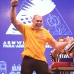 Maramureşul are vicecampion mondial la skandenberg ! Vezi despre cine este vorba