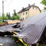 E gata bilanţul pagubelor produse de furtună în Maramureş ! Vezi la cât se ridică pagubele
