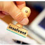 Cu plus ! Creşte numărul societăţilor şi PFA -urilor care intrate în insolvenţă