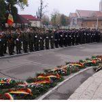 Ziua Armatei României,  sărbătorită în Baia Mare