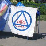 La miting ! Sindicaliştii maramureşeni de la Cartel Alfa protestează în capitală