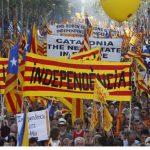 Catalonia şi-a proclamat independenţa !