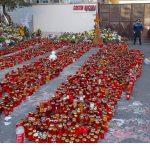 Marş în memoria victimelor de la Colectiv
