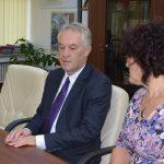 Consulul Germaniei la Timişoara, vizită oficială în Maramureş