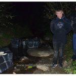 Ţigări de contrabandă confiscate la frontieră ! Vezi la cât se ridică ultima captură a poliţiştilor de frontieră