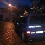 Băimăreni amendaţi de jandarmi pentru că au făcut scandal