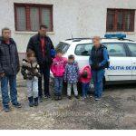 Opriţi la frontieră! Opt migranţi şi călăuza lor reţinuţi de poliţişti