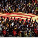 Demonstraţie pentru unitate ! Miting de amploare la Madrid