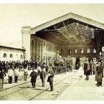 Prima gară din Bucureşti inaugurată acum 148 de ani de Carol I !