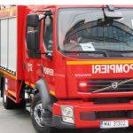 Intervenții de weekend pentru pompierii maramureşeni