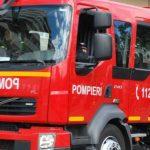 Pompierii maramureşeni la datorie de Festivalul Castanelor
