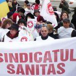 În stradă ! Sindicaliştii Sanitas demarează protestele