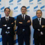 În campanie ! Candidaţii la preşedinţia USR prezenţi în Baia Mare