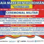 Ziua Națională, sărbătorită în Baia Mare ! Vezi programul pregătit de municipalitate