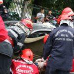 Actualizare : Victima accidentului a decedat / Grav accident de circulație în Berbeşti