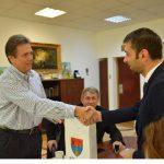 Consulul Onorific al României în Florida, vizită oficială în Maramureș