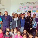 Campania dimpotriva violenţei asupra copilului în cadrul comunităţilor de romi din judeţul Maramureş, continuă