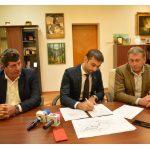 S-a semnat ! Contractul de finanțare pentru reabilitarea DJ 182 B  parafat de președintele Consiliului Județean Maramureș