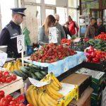 Peste 200 kg legume confiscate de poliţişti