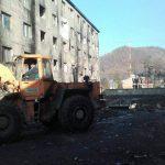 Ultimul bloc devastat din Baia Mare intră în reabilitare !
