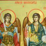 Zi de mare sărbătoare pentru creștini ! Arhanghelii Mihail și Gavril prăznuiţi de Biserica Ortodoxă