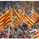 Proteste de amploare la Barcelona! Manifestanții cer eliberarea liderilor separatiști