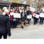 Au ieșit în stradă ! Vezi de ce au protestat medicii de familie din Maramureș