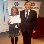Pe podium! Şcoala Nicolae Bălcescu premiul I pentru cele mai bune practici din administraţia publică