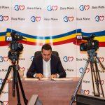 Cătălin Cherecheș vrea reorganizarea structurii autorității locale