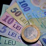 Leul, în creștere ușoară față de moneda unică europeană