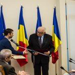 Nicolae Breban a devenit cetățean de onoare al Maramureșului