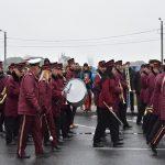 BAIA MARE – Parada militară s-a încheiat în acordul cântecelor patriotice