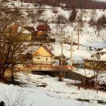 BĂIUȚ: S-a făcut recepția podului care duce spre Tocila