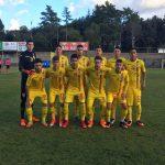 ROMÂNIA U18 – Sorin Șerban, integralist în amicalul cu Italia U18