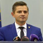"""Cosmin Butuza, secretar de stat al MTS: Sunt onorat să vă adresez un călduros """"La mulți ani!"""""""