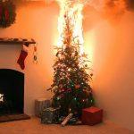 Recomandările pompierilor pentru sărbători fără incendii