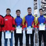 Locul 6 la Campionatul European de Orientare – Schi pentru trei sportivi de la CS Știința Electro Sistem Baia Mare