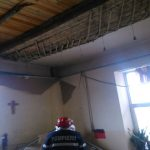 ACTUALIZARE: Plafon prăbuşit la Căminul de bătrâni din Sighetu Marmaţiei