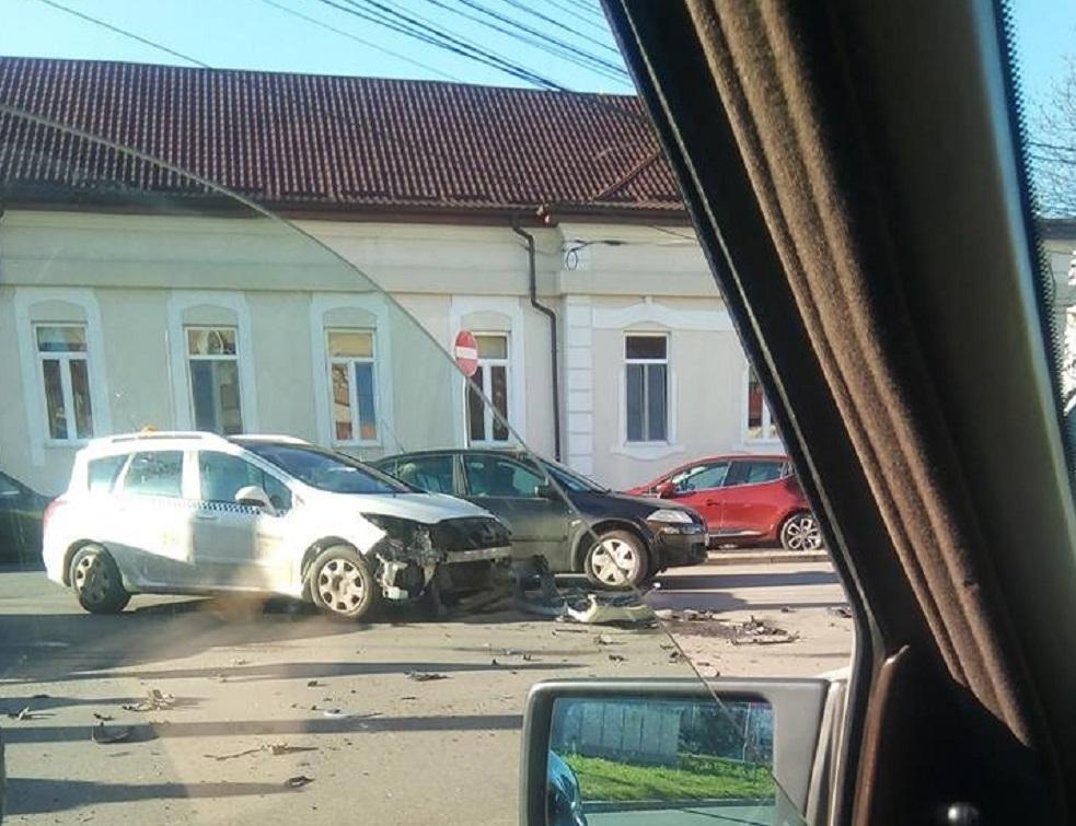 Accident Baia Mare