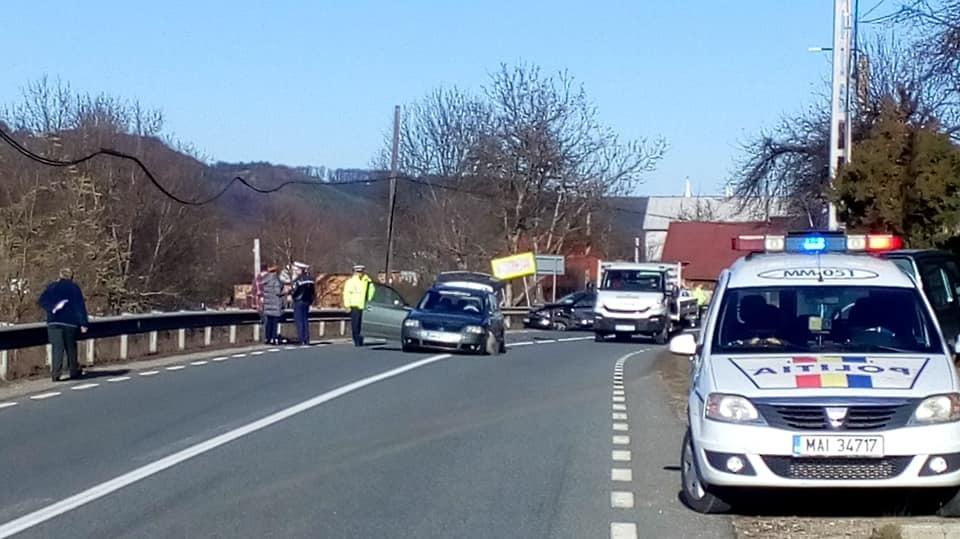 Accident Valea Chioarului