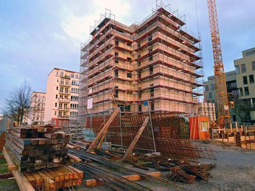 Blocuri in constructie