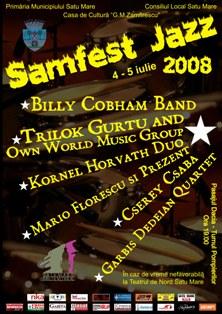 Samfest jazz 2008 Satu Mare