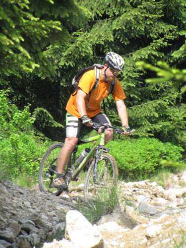 Foto Biciclist