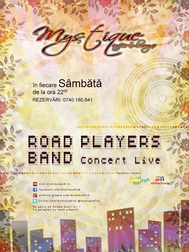 Foto: Road Players Band - Baia Mare