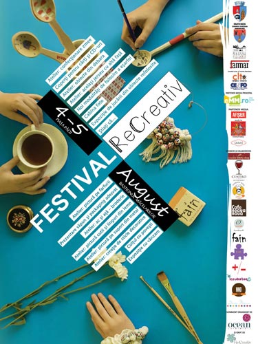 Foto: Festival Recreativ Baia Mare - 4-5 august