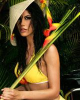 Marianne Cruz Gonzalez - Miss Rep. Dominicana