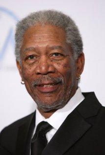FOTO: Actorul Morgan Freeman - imdb.com