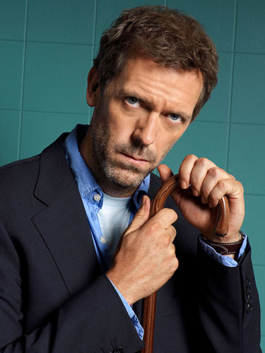 Foto: Hugh Laurie (c) cinemarx.ro