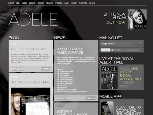 Siteul Adelei